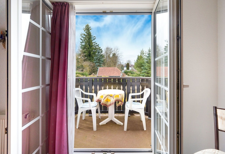 Homey Apartment in Elbingerode With Balcony, Оберхарц-ам-Брокен, Апартаменты, Балкон