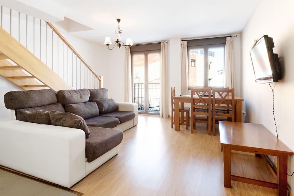 Casa móvil - Sala de estar