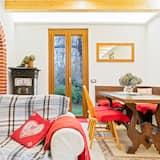 Chata - Obývací pokoj