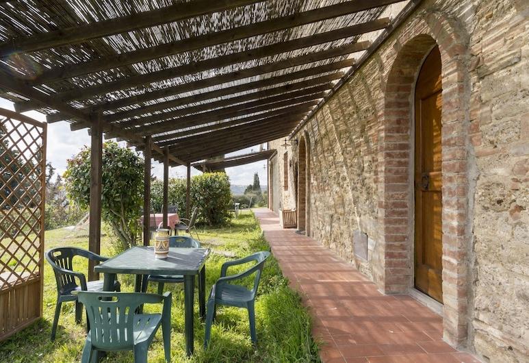 Attractive Villa in Montespertoli With Swimming Pool, Montespertoli, Villa, Balcon