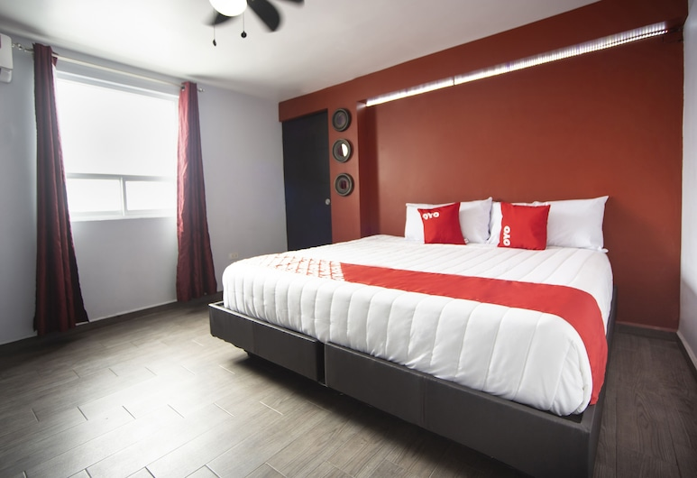 Hotel SF Express, Monterrey, Superior-værelse - 1 kingsize-seng, Værelse