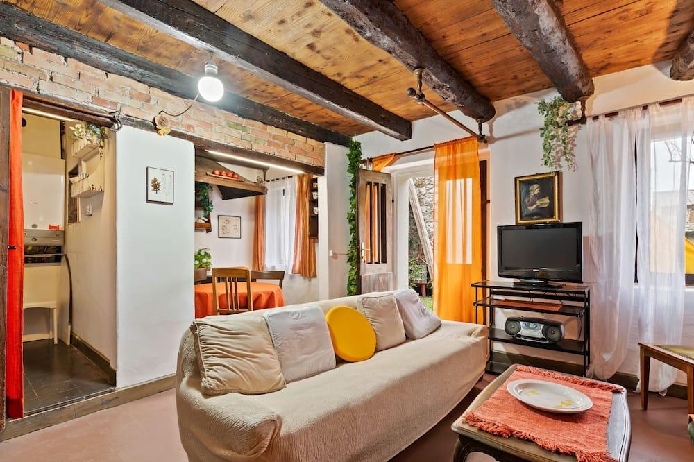 Hus - Vardagsrum