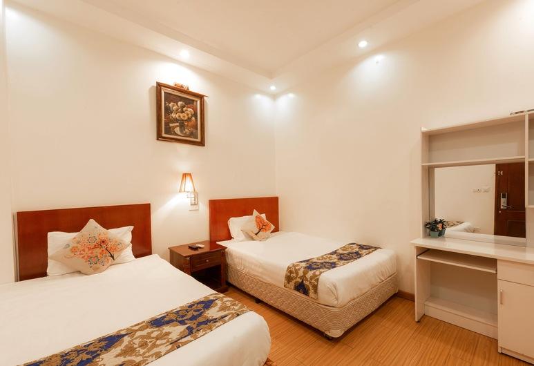 OYO 1114 Lucky Hotel, Hanoi, Standaard Twin kamer, Kamer