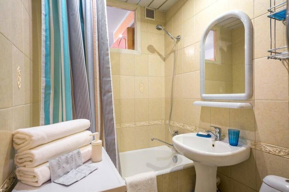 Business Apartment - Bilik mandi