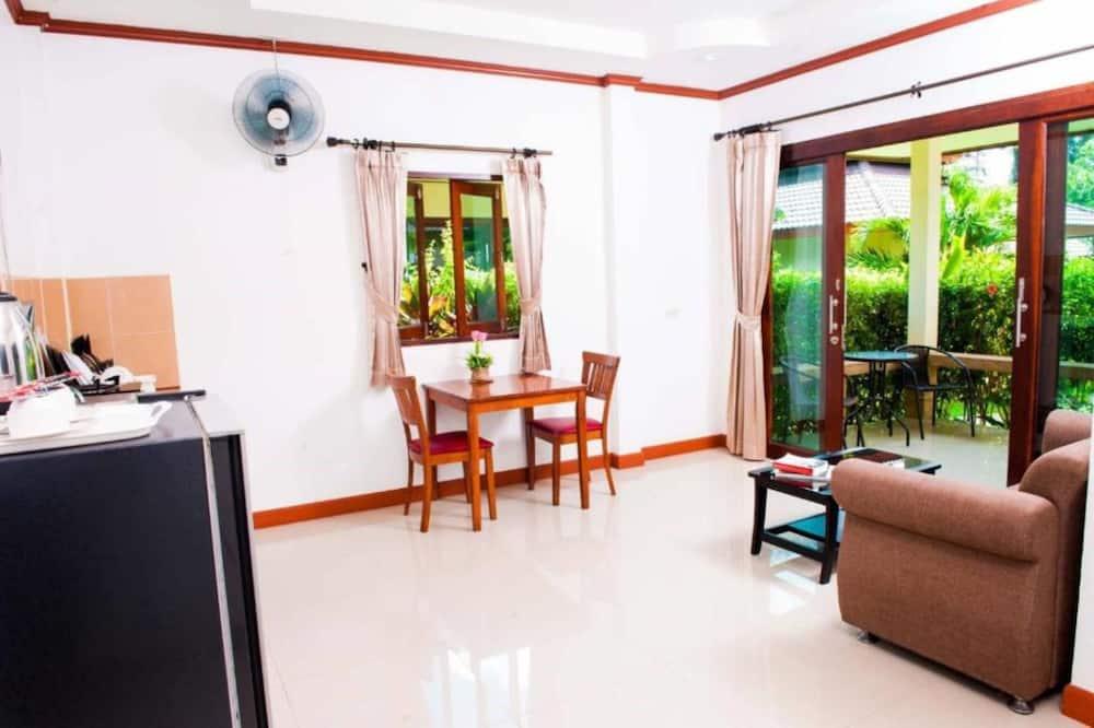Vila - Obývačka