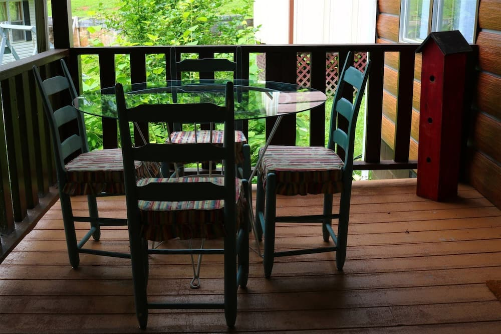 Cabin - Balcony