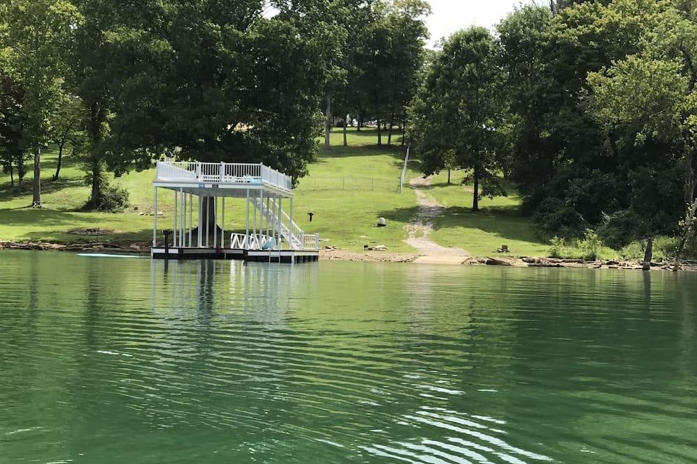 小屋 - 泳池