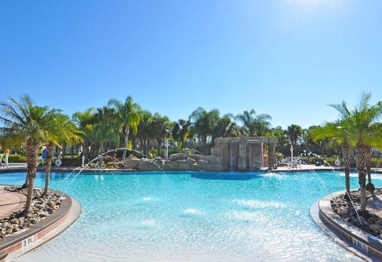 Beautiful 4Bd TH, Paradise Palms Resort-8958cpr, קיסימי, בריכה