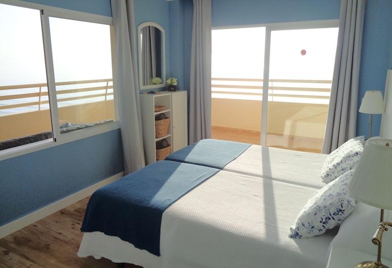Sur Suites Stella Maris, Fuengirola, Apart Daire, Deniz Manzaralı, Oda