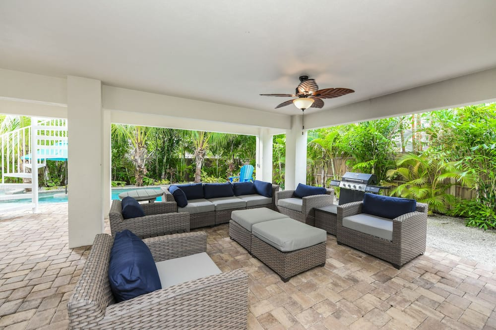 House, Multiple Beds, Private Pool - Terrace/Patio