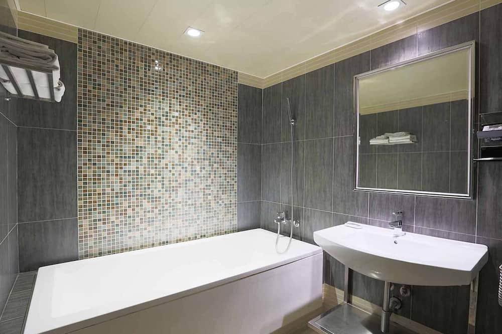 Apartmán typu Superior - Kúpeľňa