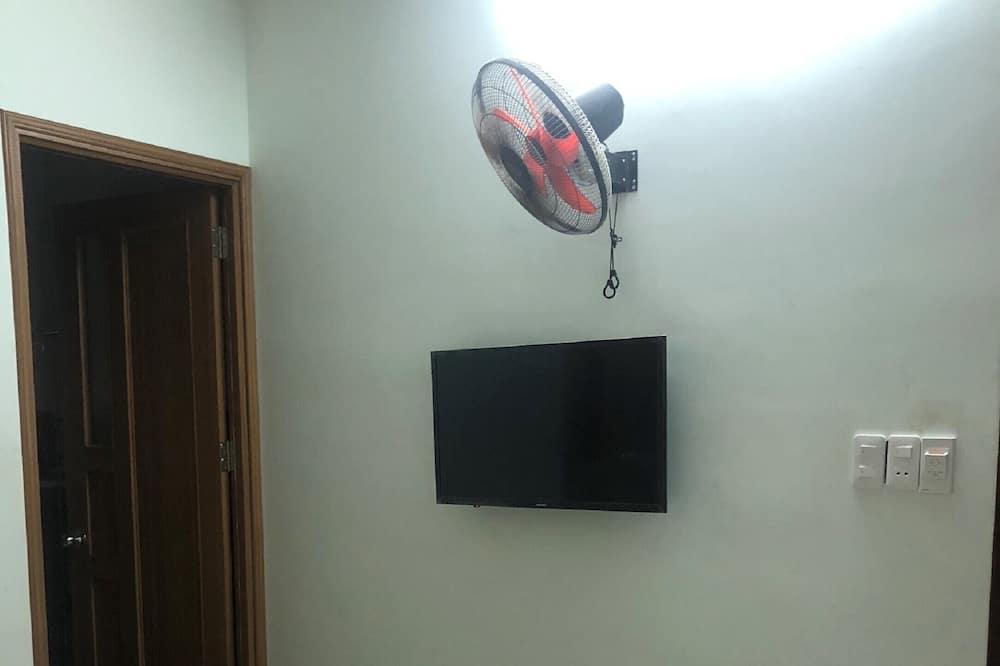 標準雙人房 - 電視