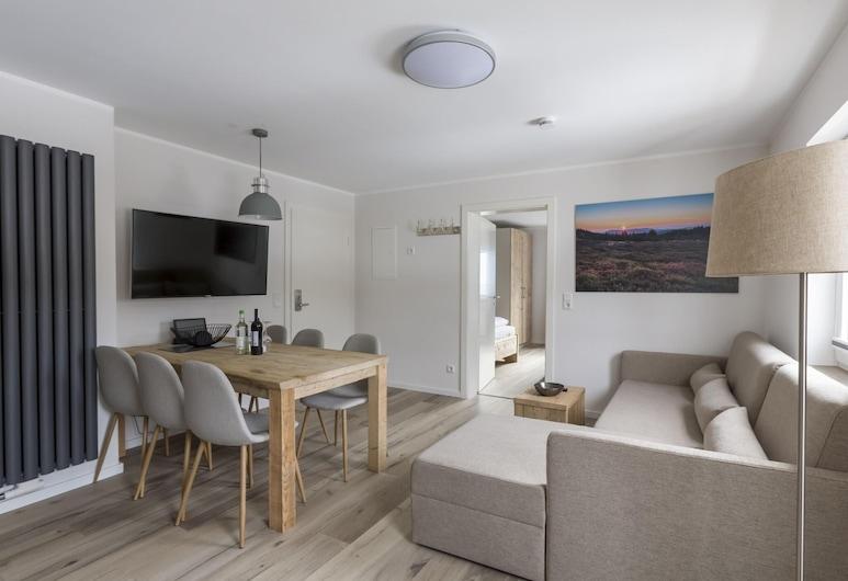 Cosy Apartment in Winterberg Near Bobsleigh Track, Winterberg, Huoneisto, Olohuone