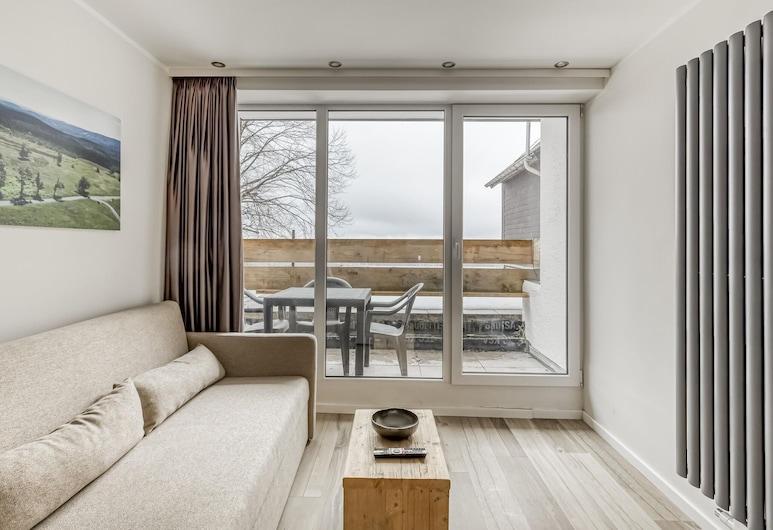 Enticing Holiday Home in Winterberg Near Bobsleigh Track, Vinterberga, Dzīvokļnumurs, Dzīvojamā istaba