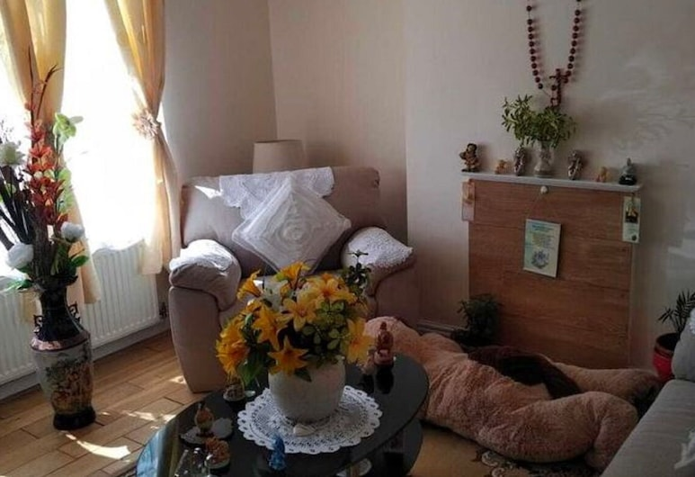 Lively Holiday Home in Norwich Near Wensum River, Norwich, House, Living Room