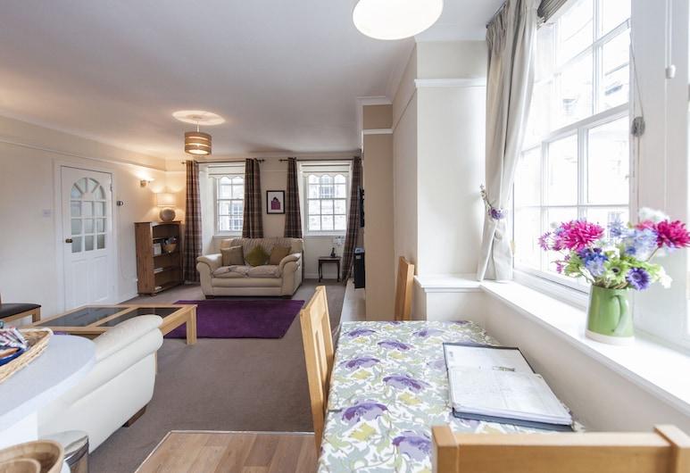 Modern Apartment in Edinburgh Near Edinburgh Castle, Edinburgh, Apartmán, Obývačka