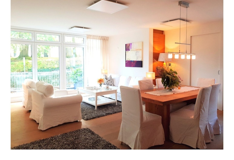 Residence at the Museumsberg, Flensburg, Departamento (incl. 150 EUR Cleaning Fee), Sala de estar
