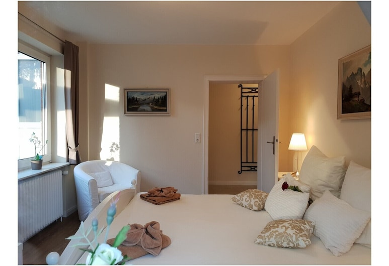 Harbor Getaway at the Museumsberg, Flensburg, Appartement (incl. 100 EUR Cleaning Fee), Chambre