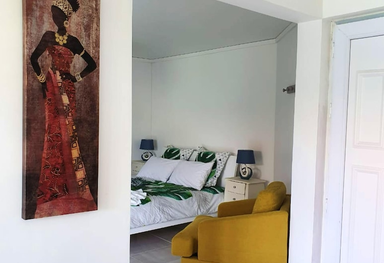 Studio in Le Vauclin, With Enclosed Garden and Wifi, Le Vauclin, Room