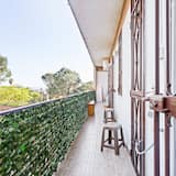 Departamento, 4 habitaciones - Balcón