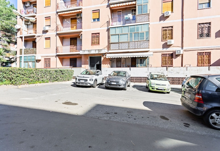 Indipendenza BIG - with Air conditioning and Balconies, Catania