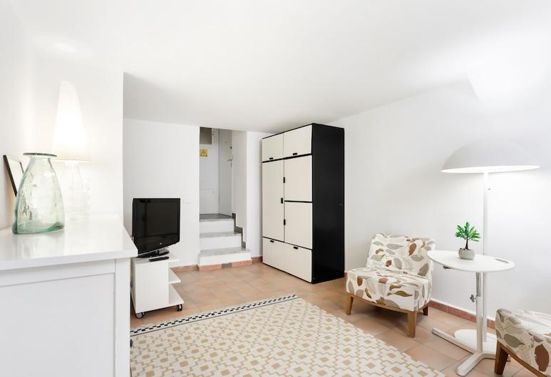 Vittorio Emanuele Modern Apartment, Palermo, Dzīvokļnumurs, viena guļamistaba, Dzīvojamā zona