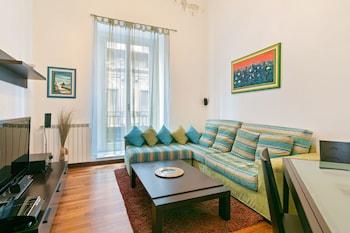 巴勒摩Vittorio Emanuele & Via Roma Colorful Apartment的圖片