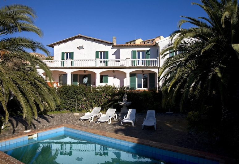 Villa Paola by SolturElba, كابوليفيري