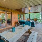 小屋, 3 間臥室 - 陽台