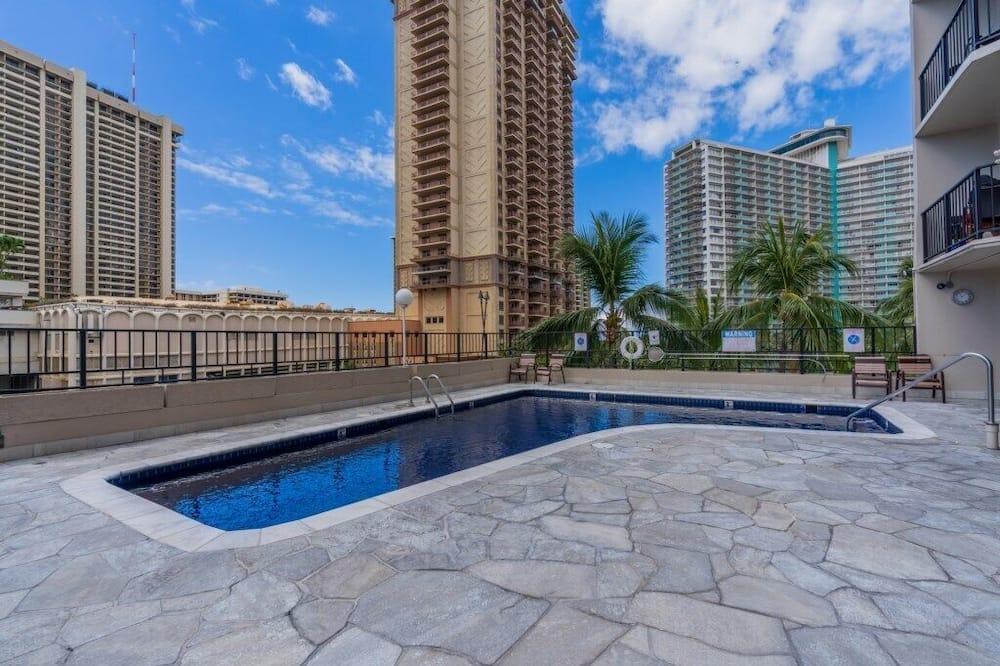 apartman (Palms at Waikiki) - Medence