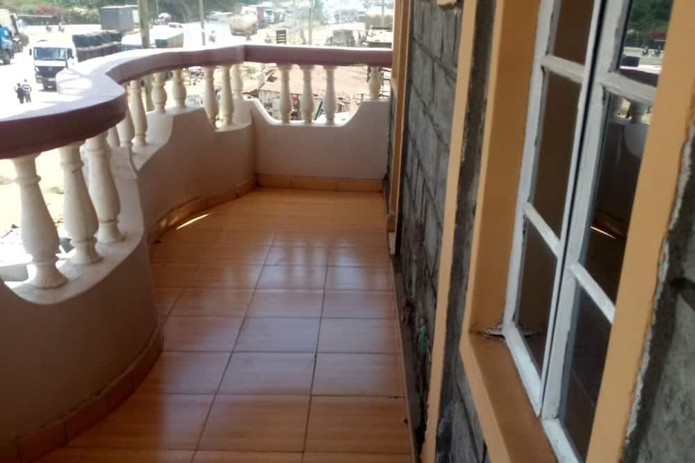Jednokrevetna soba - Balkon