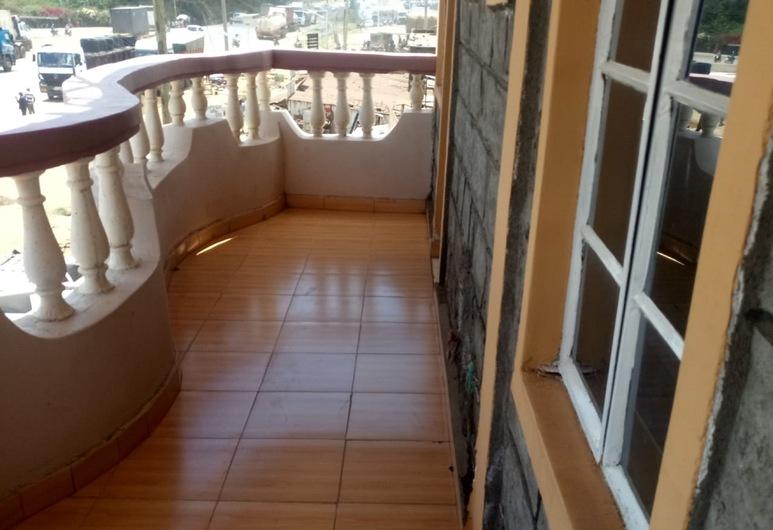 2030 Guest House, Nakuru, Camera singola, Balcone