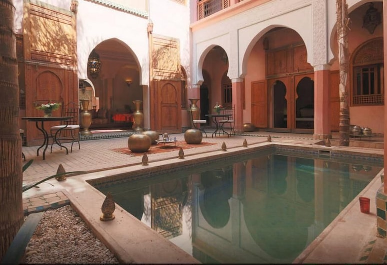 Riad Agdal Royal, Marrakech, Piscina