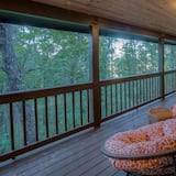 Ferienhütte, 6Schlafzimmer - Balkon