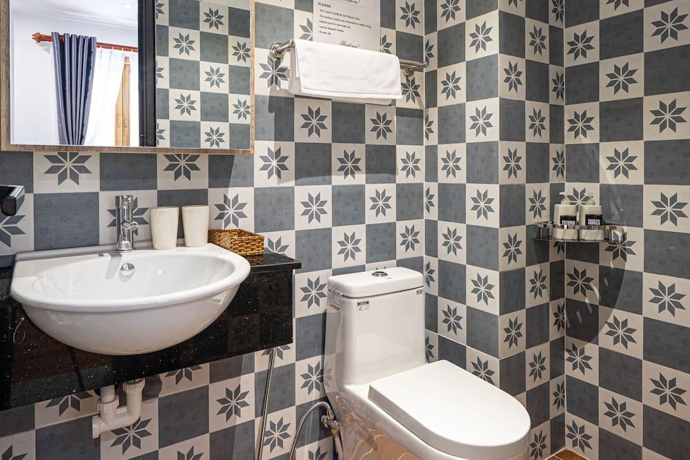 Апартаменти «Делюкс» - Ванна кімната