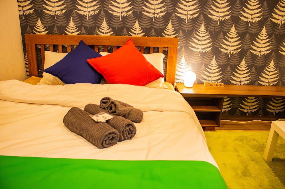 Maison Familiale, plusieurs lits (102) - Chambre