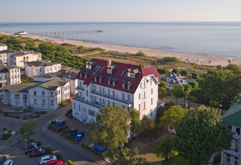 Hotel Ostende, Heringsdorf