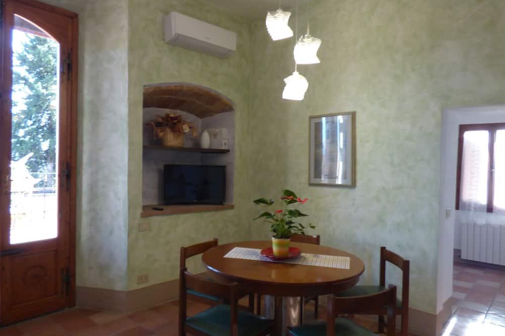 Appartement Confort, 1 chambre (Le Viole) - Restauration dans la chambre