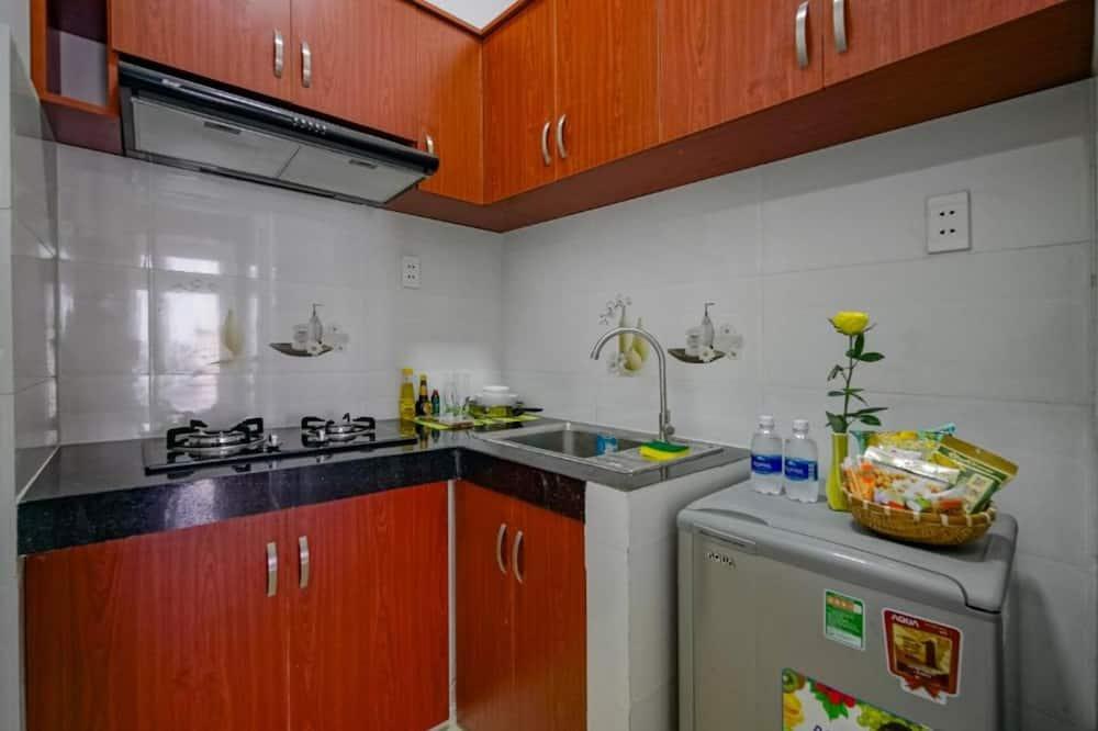 Studija (Double) - Bendra virtuvė