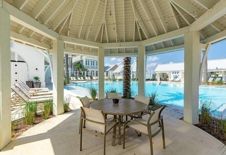 New Listing! Palmilla Perfection W/ Pool & Golf 4 Bedroom Townhouse, Perlabuhan Aransas , Townhome, 5 Bedrooms, Kolam