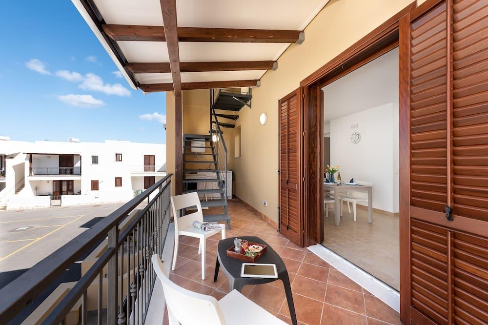 Apartment, 2 Bedrooms (Ghaliya) - Balcony