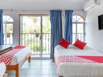 Foto del Hotel El Galeon en Manzanillo