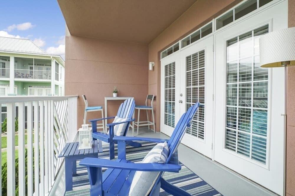Condo, Multiple Beds, Balcony, Garden View - Balcony