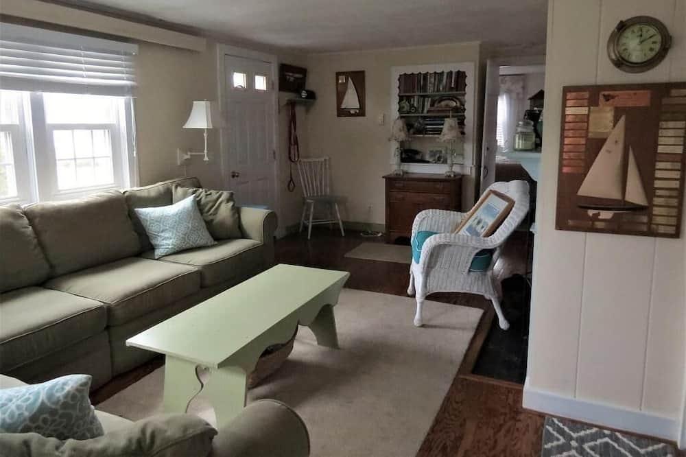 Cottage, plusieurs lits, cuisine - Salle de séjour