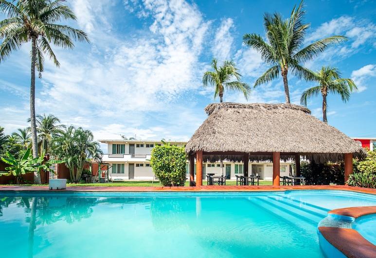 OYO Hotel Palapas Tortuga, Puerto Escondido, Medence