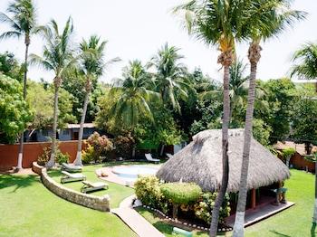 Fotografia do Palapas Tortuga em Puerto Escondido