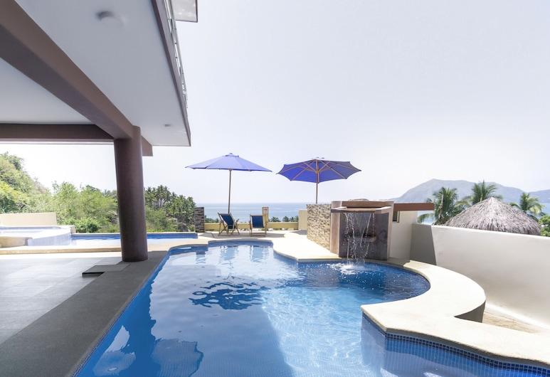 Grand View Suites, Manzanillo, Piscina