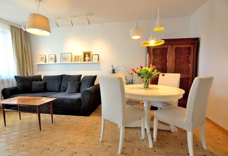 Victus Apartamenty - Zorza, Sopot, Apartment, Wohnzimmer