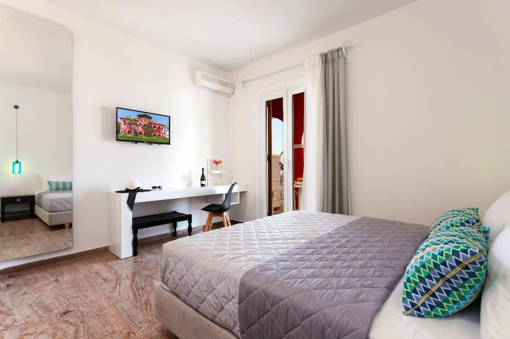 Štandardné štúdio - Obývacie priestory