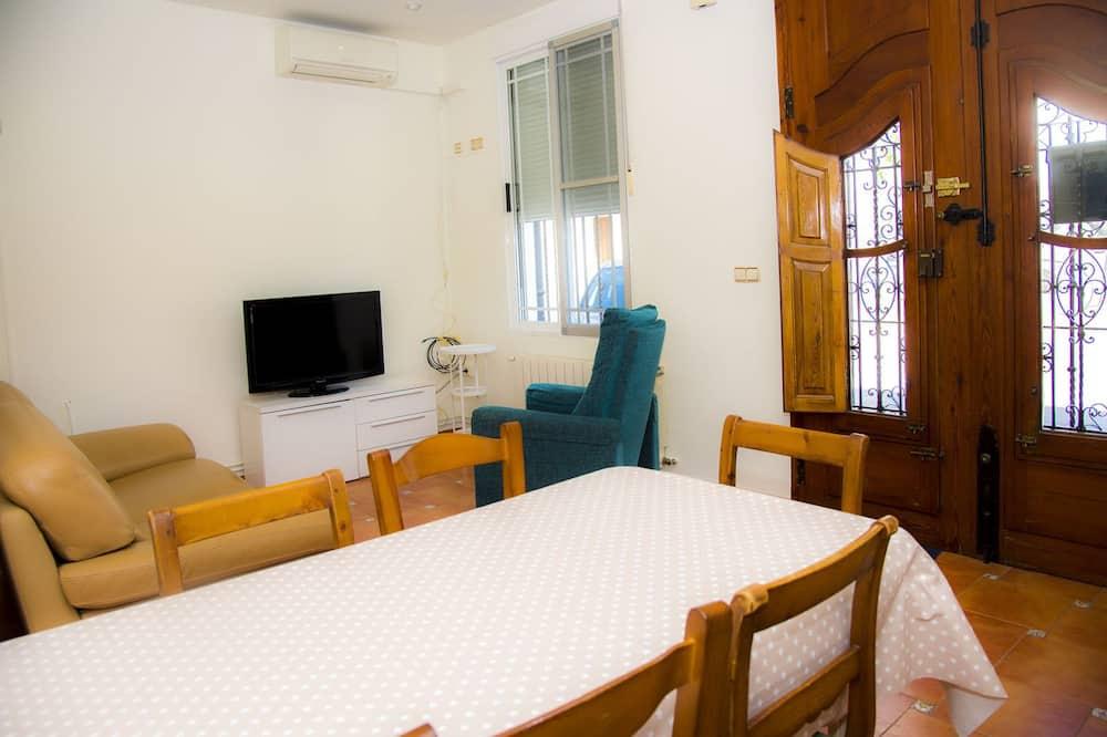 Maison, 4 chambres - Salle de séjour